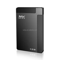 "New design, customized logo 2.5"" 500GB External Hard Drive"