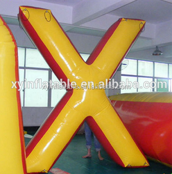 custom inflatable x bunker x x