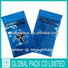 3g 4g 10g Caution blue herbal incense bag/ caution potpourri spice smoke for wholesale