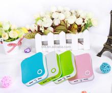 High quality Perfume 20000mah Mini Mobile Power Bank for All Smartphone