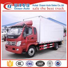 Foton 4x2 3 ton refrigeration truck for sale
