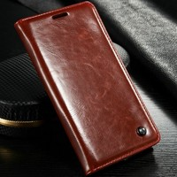 Cellphone Case Smartphone Cover Leather Wallet Case For Samsung S6 Edge Plus