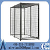 galvanized big dog kennels / chain link dog house / metal dog kennels