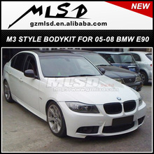 auto spare parts/e90 m3 style body kit/facelift/super car/new style