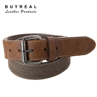 Wholesale Classics Designer Casual PU And Bonded Leather Men Belts