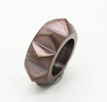 coffee plated stainless steel beads