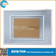 Aluminum hot sale snap posters pictur frame clamp