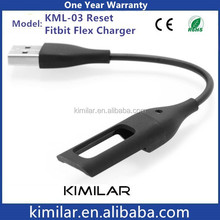 Replacement Charging Cable +AC Charger Adapter for Fitbit Flex Wireless Bracelet