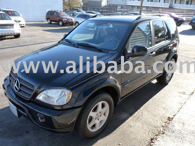 Top quality used mercedes benz ml series suv 39 s car buy for Mercedes benz ml series
