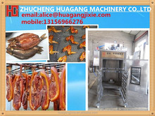 Meat smoked oven/meat smoked house/meat smoked furnace made in china