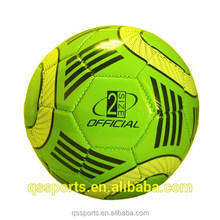 Laminated cheap replica soccer ball size 4, top quality for match and training