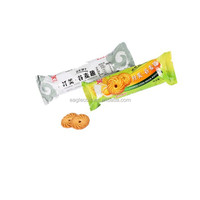 80g Digestive biscuit for diabetic Round Shape Crispy biscuits