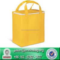 Custom Cheap Reusable Non Woven Gift Bag China