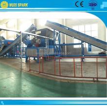Mejor venta de Cable de la máquina trituradora en la acción en residuos de Cable de línea de reciclaje