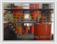 Gold smelting equipment CIL benefication machine desorption and electrowinning set used in gold dressing plant