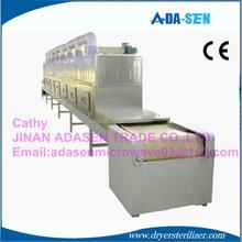 Microwave Stevia Drying and Sterilization Equipment/Herbs Dehydrator
