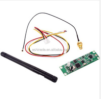 Wireless DMX512 PCB Modules board LED Lighting Controller/Transmitter/Receiver