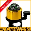 Bicycle Bike Handlebar Bell High Quality with Compass
