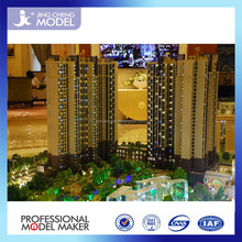 modern house plans design miniature architectural construction model