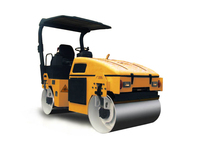 6 ton mini hydraulic road roller