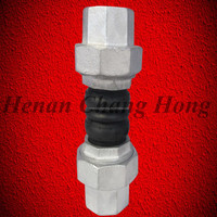 Free Shipping Flexible Customized Thread Connection Rubber Joint