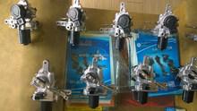 Toyota Landcruiser D-4D 1KD-FTV CT16V 17201-0L040 turbo electronic actuator