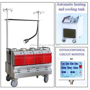 Máquina de circulação extracorpórea