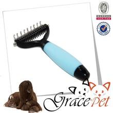 Shaping, finishing dog comb pet comb dog brush