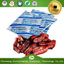 Hot Sell Food Packaging Oxygen Scavenger For Beef Jerky