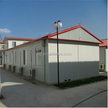 Prefabricated Sandwich Panel House for accommodation, temporary living, office/private
