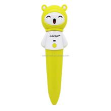 Lemon colour Kenny children sound book & reading pen