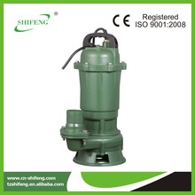 2 inches submersible well pump residential/water pump electric start