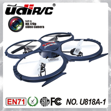 UDI U818A-1 can take photos and video 2.4Ghz rc UFO toys