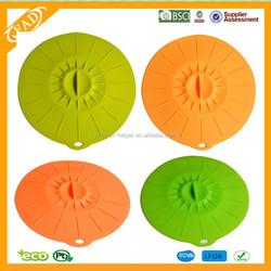 Shenzhen Feiaoda eco-friendly colorful kitchen utensil glass bottle cover
