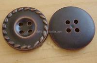 rubber cap button, cap top buttons,imitation leather button