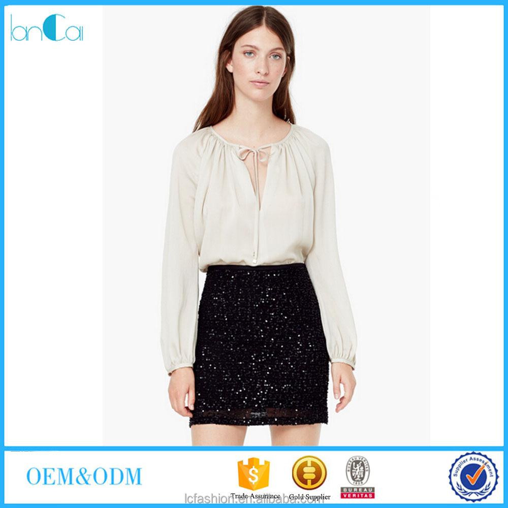 Blouse Design For Office Uniform 48