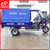 Good Quality Best Selling Five Wheeler Cargo Truck Tricycle Closed Cargo Box Export