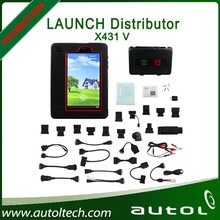 Original launch x431 pro free Update Online powerful diagnostic function launch x431 v with Bluetooth/ Wifi X-431 V