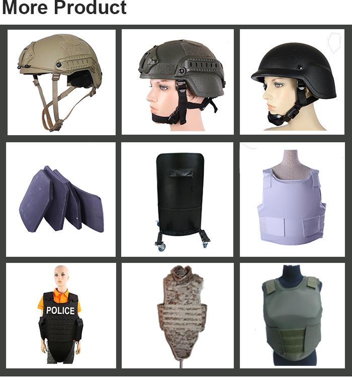 Nij iiia mich militaire l ger kevlar tactique casque us for Table balistique 6 5x57