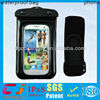 PVC diving mobile phone waterproof bag for samsung galaxy s3 i9300