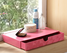 Cosmetic Organizer For Table Bottom Tier With Drawer