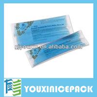 Gel freezer cooling pad