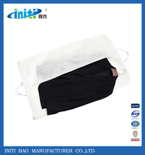 2015 Hot Sale Good Quality clear plastic garment cover