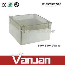 a prueba de agua subterránea de la caja eléctrica