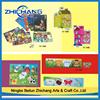 Enviromental friendly 3d jigsaw puzzle for kids