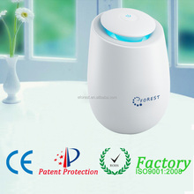 Home Hepa Air Cleaner With Ionizer Air Purifier