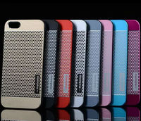 Motomo Luxury Aluminum Metal Hard Case For Iphone 5 5s, competitive factory price