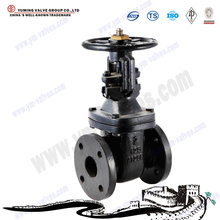 Ductile Iron un-rising stem Gate valve