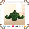 New arrival Resin Incredible Hulk Coin Bank