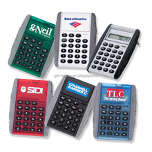 8 digits mini promotion pocket digital calculator